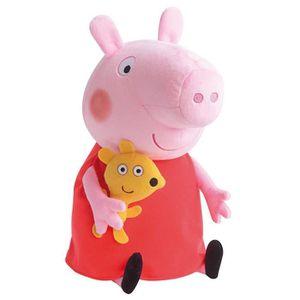 PELUCHE Jemini Peppa Pig Peluche Peppa 37cm