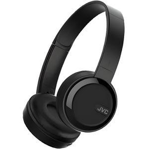 CASQUE - ÉCOUTEURS JVC HA-S40BT-B-E Casque Bluetooth avec fonction Ba