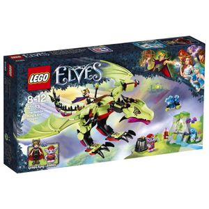 ASSEMBLAGE CONSTRUCTION LEGO® Elves 41183 Le Dragon maléfique du Roi