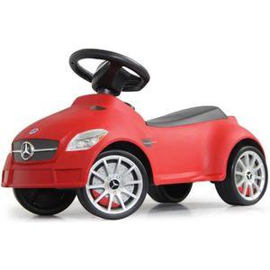 PORTEUR - POUSSEUR Petite voiture bébé pousseur Porteur trotteur Merc