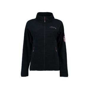 POLAIRE DE SPORT Polaire Fille Geographical Norway Tyrell Noir
