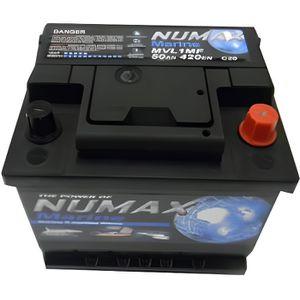 BATTERIE VÉHICULE Batterie de démarrage Loisirs/Camping-cars Numax M
