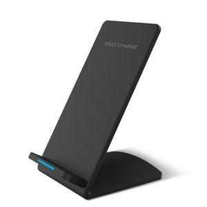 CHARGEUR TÉLÉPHONE Rapide Chargeur Sans Fil pour Samsung Galaxy S7 S6
