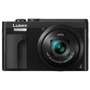 APPAREIL PHOTO COMPACT Panasonic Lumix DMC-ZS70 noir appareil photo numer