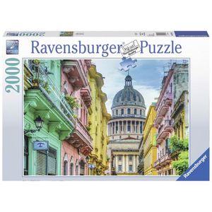 PUZZLE Puzzle 2000 pcs Cuba Multicolore