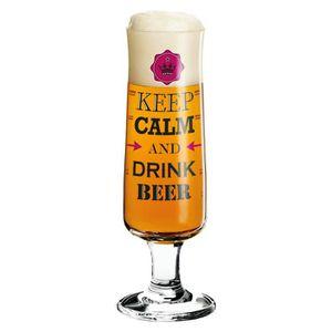 BIÈRE Ritzenhoff New Beer Design, Verre À Bière Avec Ron