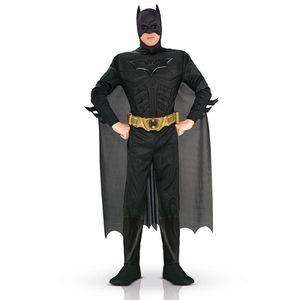 DÉGUISEMENT - PANOPLIE DÉGUISEMENT BATMAN ™ MUSCLE 3D ADULTE XL