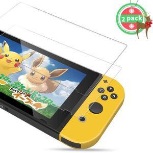CONSOLE NINTENDO SWITCH Protection écran Nintendo Switch PORTHOLIC [2 unit