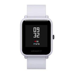 MONTRE CONNECTÉE Montre Intelligente Blanc Smartwatch Xiaomi Huami