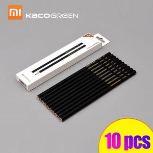 POT À CRAYON 10pcs Xiaomi Kaco JOY HB Crayon En Bois Standard C
