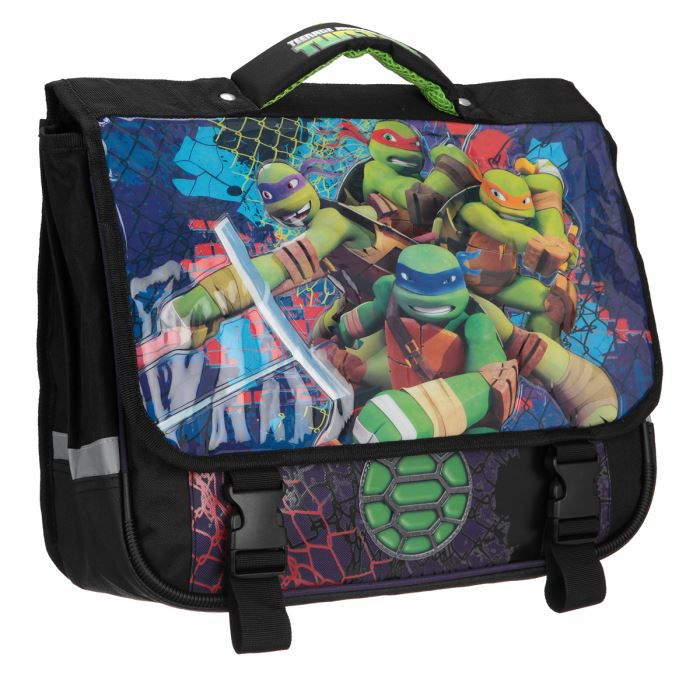 cartable tortues ninja cartable 38 cm enfant garon - Cartable Tortue Ninja