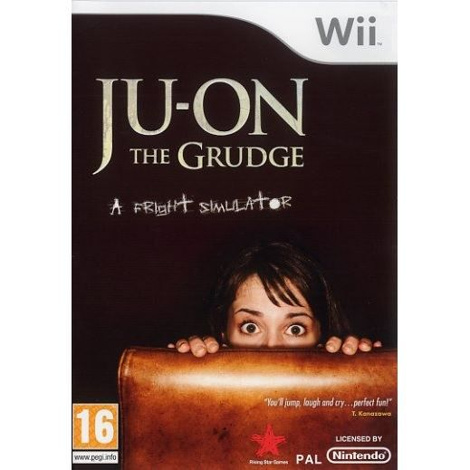 JEU WII JU-ON : THE GRUDGE / JEU POUR CONSOLE NINTENDO WII