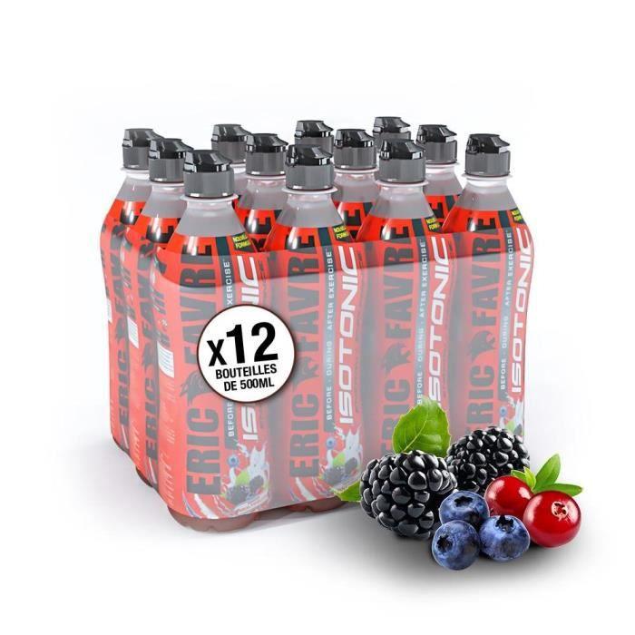 Boisson isotonique - Smart drink Pack de 12 unités Multi-fruits