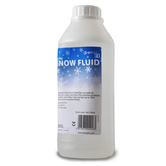 Bouteille de liquide pour machine à neige - 1 L