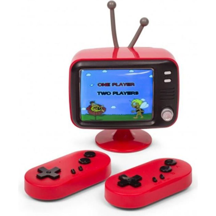 ThumbsUp Retro Mini TV Console