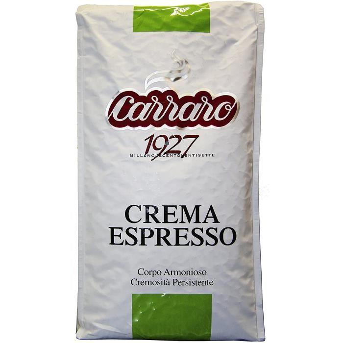 Crema Espresso grains de café 1 kg