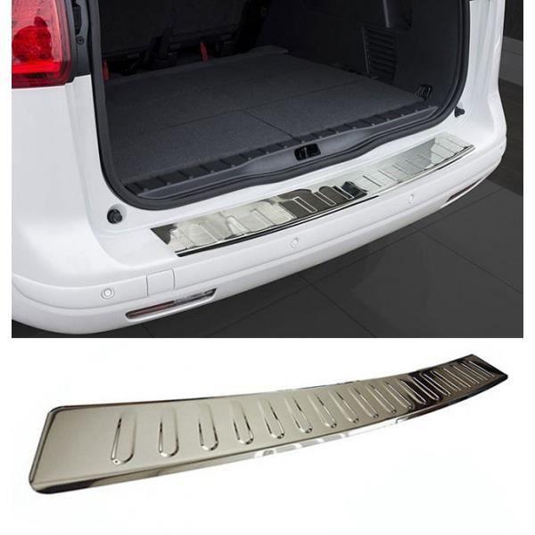 Pour Mini Countryman R60 Protection Seuil Coffre Pare-Choc Inox Chrome 2010-2017