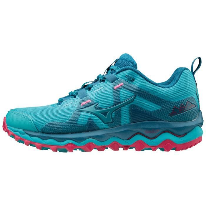 Chaussures de running femme Mizuno Wave mujin 6