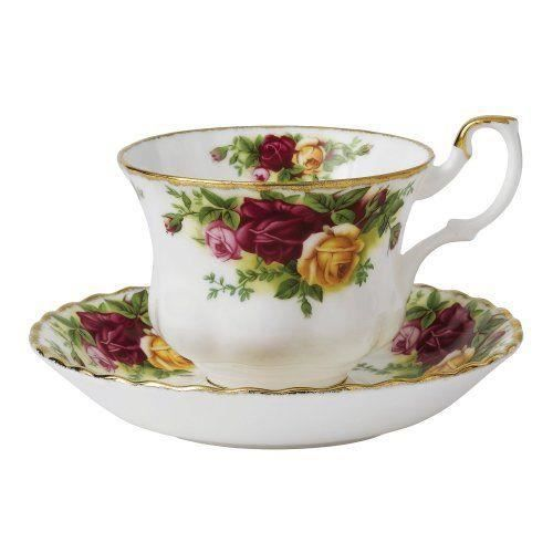 Royal Albert Old Country Roses Tasse et soucoupe