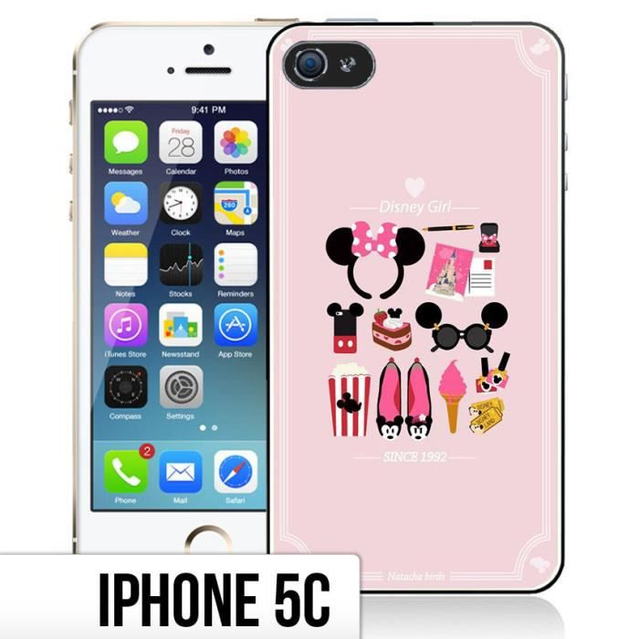 coque iphone 5c disney girl