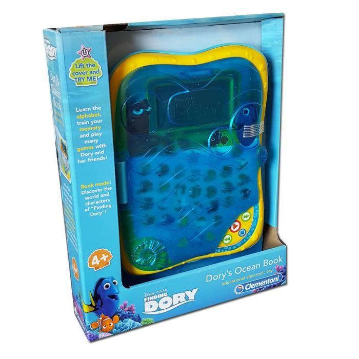 Clementoni Disney Trouver Le Livre Electronique Ocean Dory Dory En Anglais