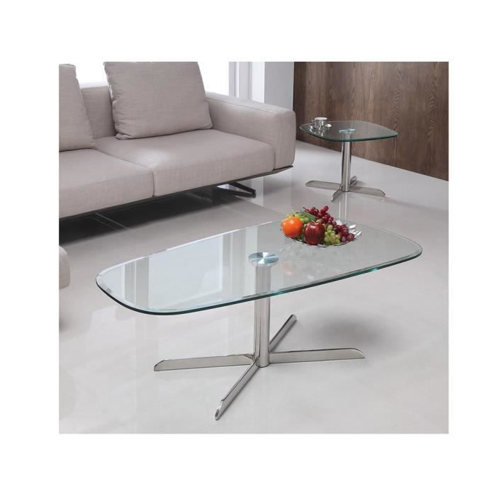table basse transparente link achat vente table basse table basse transparente link. Black Bedroom Furniture Sets. Home Design Ideas