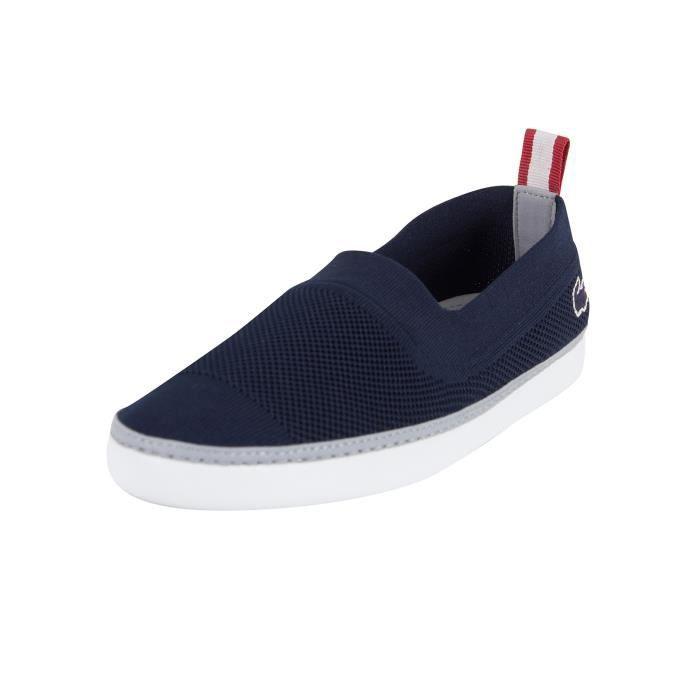 nouveau style de vie acheter en ligne boutique officielle Lacoste Homme Lydro 117 1 CAM Slip-on Formateurs, Bleu