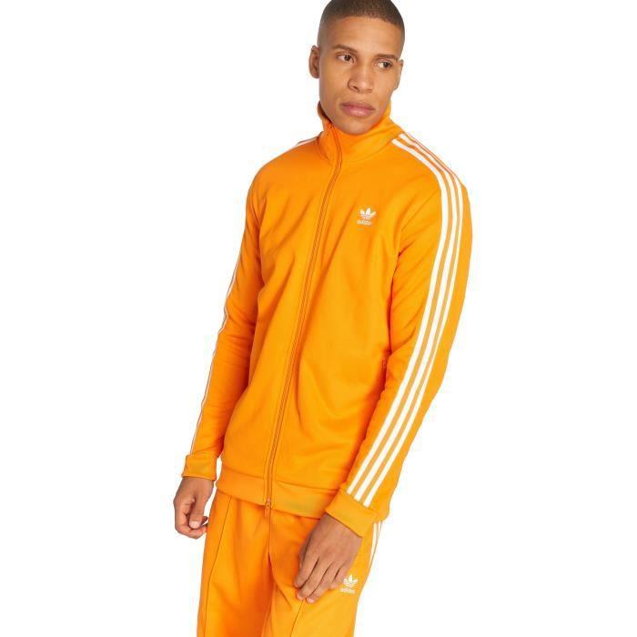 veste adidas orange