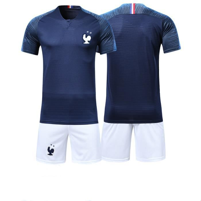 Maillot Foot France 2 Etoiles 2018 Maillot Equipe De France