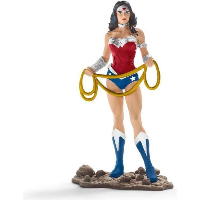 Schleich DC Comics Justice League debout Figurines Superman Wonder Woman