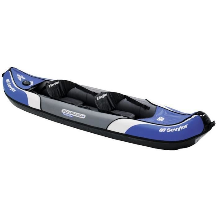 Kayak gonflable sevylor colorado premium achat vente embarcation kayak go - Kayak gonflable pas cher ...