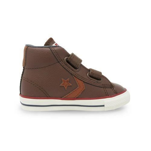 CONVERSE - Converse bébé Star Player Ev 2v Mid - (marron - 26)