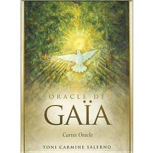 LIVRE PARANORMAL Oracle de Gaïa