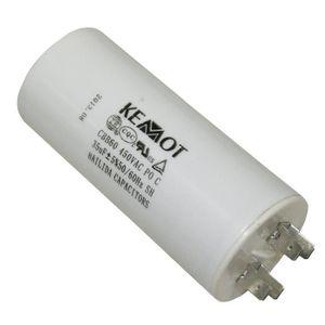 Condensateur de d/émarrage 35/µF 450V Aerzetix
