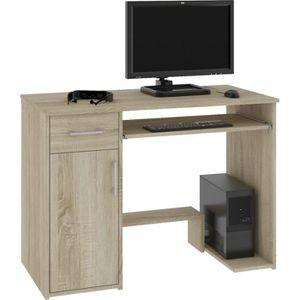 UNITÉ CENTRALE  KILIG   Bureau PC informatique moderne 90x74x50 cm