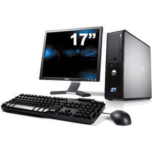 ORDI BUREAU RECONDITIONNÉ Dell Optiplex 380 -Intel E3300 2,50GHz + Ecran ...