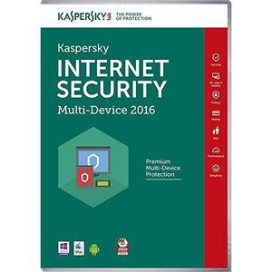 ANTIVIRUS Kaspersky Internet Security 2016 - (10 Postes - 1