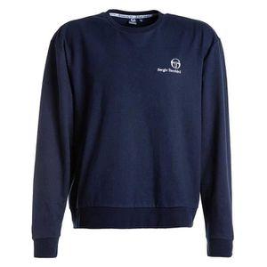 Sergio Tacchini Ciao Aqua and Navy Sweatshirt Style 38027