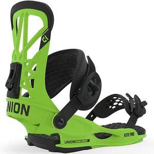 PLANCHE DE SNOWBOARD FLITE PRO ACID GREEN   attacchi snowboard   FW19