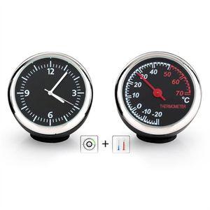 HORLOGE - PENDULE Automobile Horloge électronique lumineuse horloge