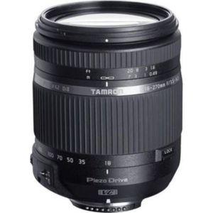 OBJECTIF Objectif pour Reflex Tamron AF 18-270mm F3.5 6.3 D