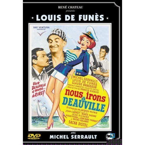 DVD FILM DVD Nous irons a deauville