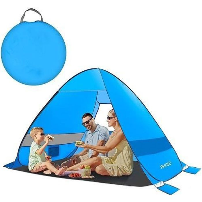 AKASO BT12 TENTE DE CAMPING CAMP DE BASE - Bleu
