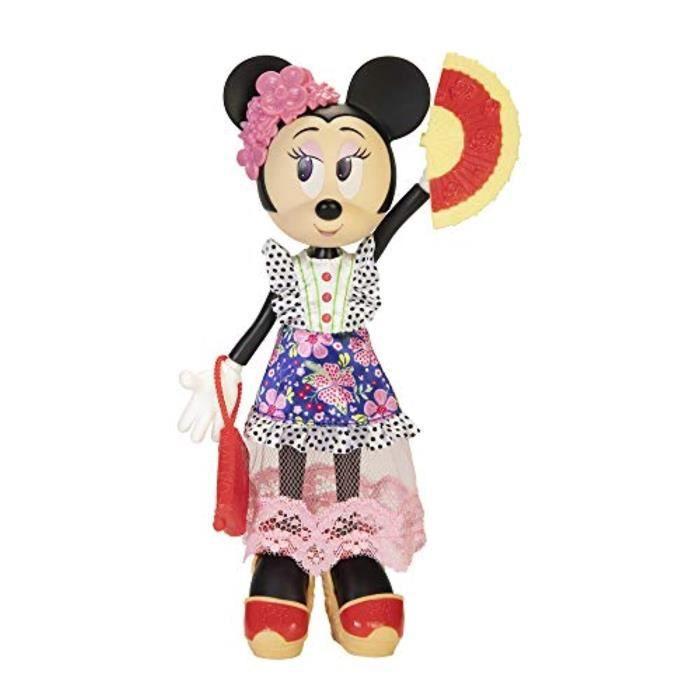 Poupee SFNQ4 Poupée Minnie Mouse de Disney