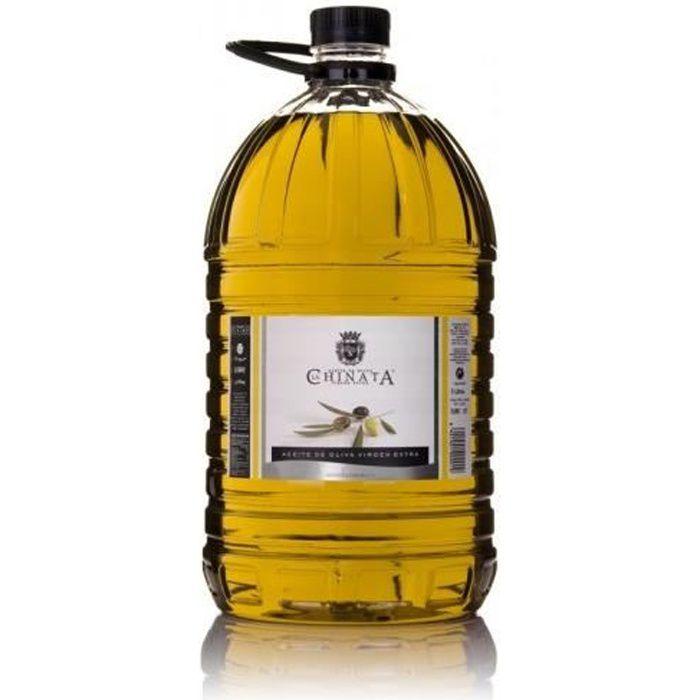 Huile d'Olive Vierge Extra La Chinata - PET 5 L.