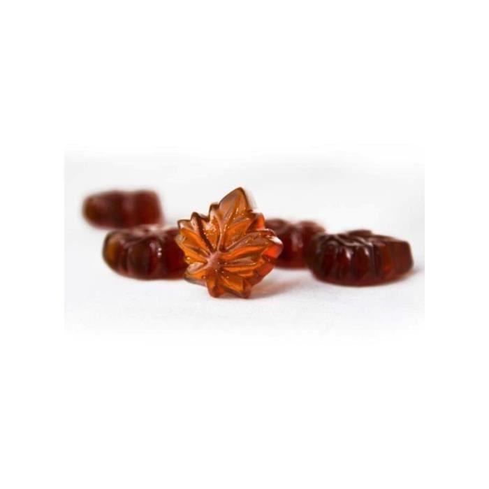 Bonbons durs aux sirop d'érable - 30 U