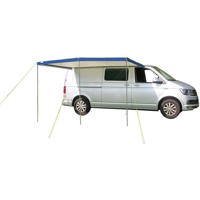 Eurotrail Fjord Auvent pour camping-car Pour VW T4 T5 - 260 x 240 cm