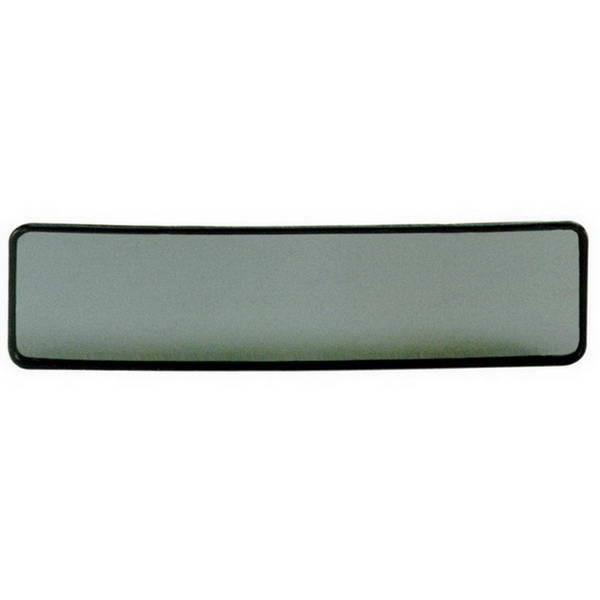 CARPONIT Rétroviseur intérieur - 25,5 x 6,6 cm - Noir