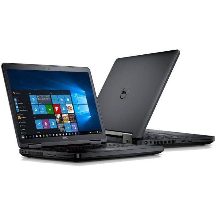 Dell Latitude E5440 14- Intel Core i5-4300U 4th Gen 1.9 GHz - 16 Go RAM, 320 Go HDD - Windows 10 Home