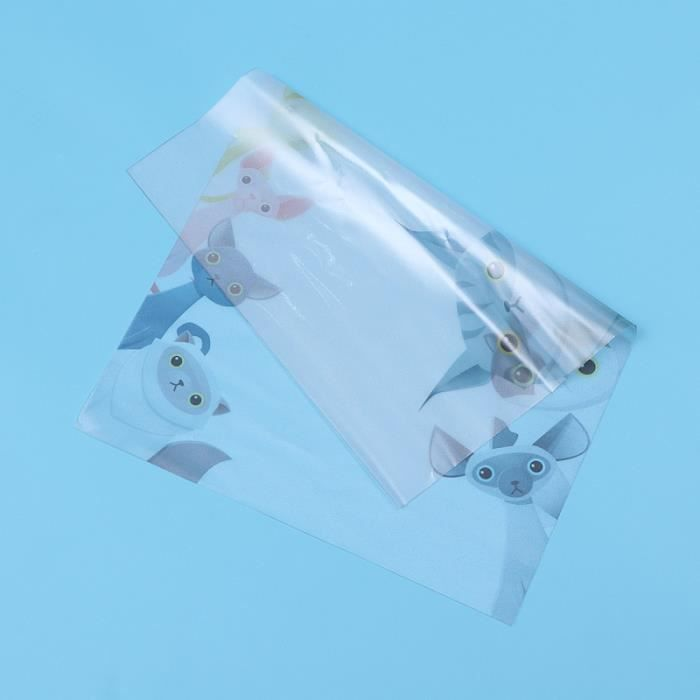 Sticker de dessin animé 1PC ADIORABLE en verre personnalisation vehicule - decoration vehicule confort conducteur passager